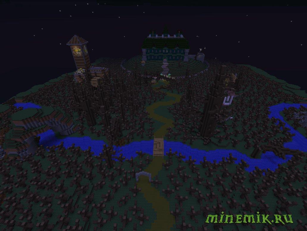 Карты Для Майнкрафт 1 8 8 Дома