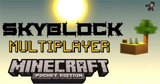 Sky Block MCPE