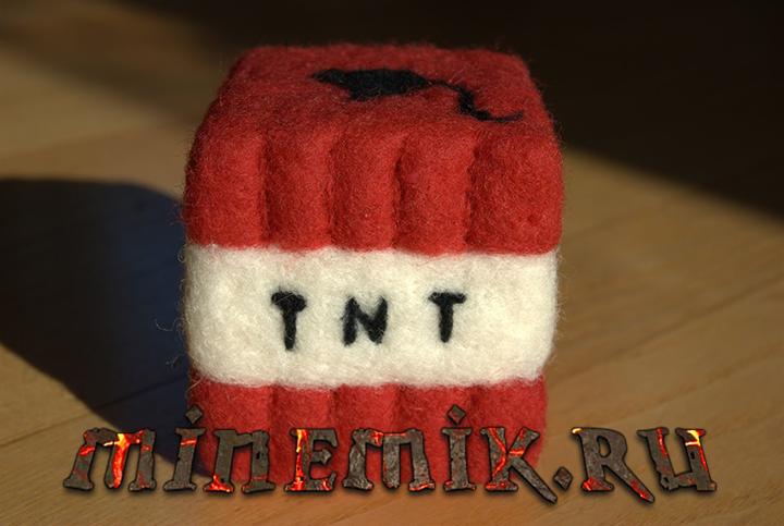 Плагин на анти-динамит для Minecraft PE