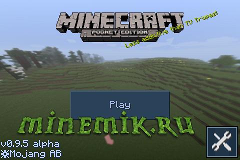 Современные текстуры для Minecraft PE