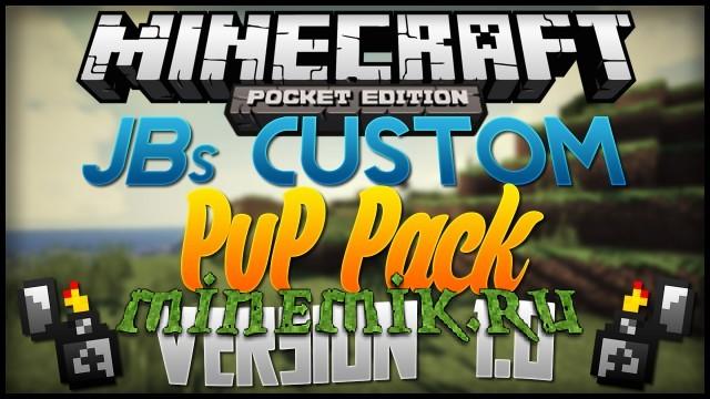 Прикольные текстуры для PvP боев для Minecraft PE!