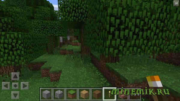 В Minecraft PE 0.11.0 будет 3D текстуры травы