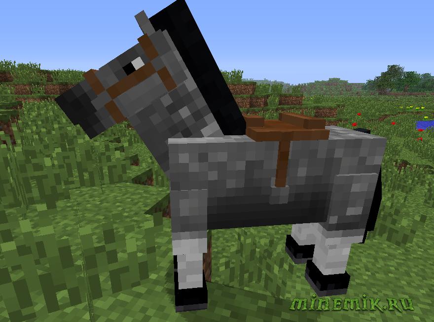 Что появится быстрее? Чары или лошади в Minecraft PE?