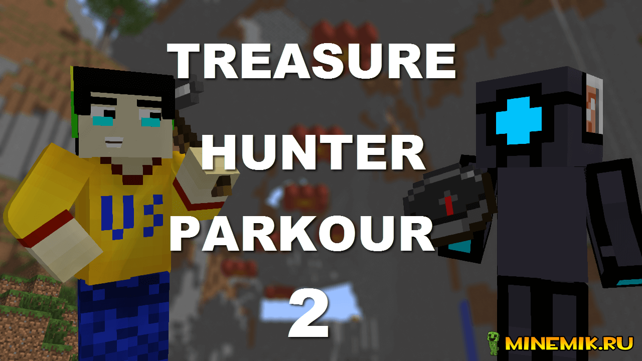 TREASURE HUNTER PARKOUR 2