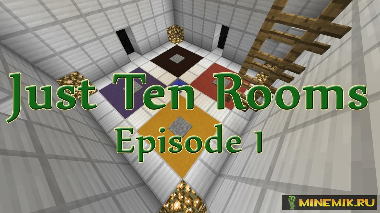 Just Ten Rooms
