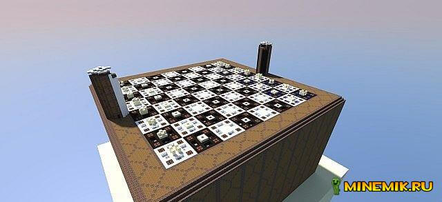 Скачать карту Redstone Chess