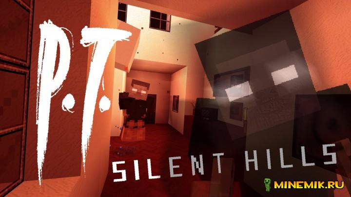 Карта P.T. Silent Hills для minecraft PC
