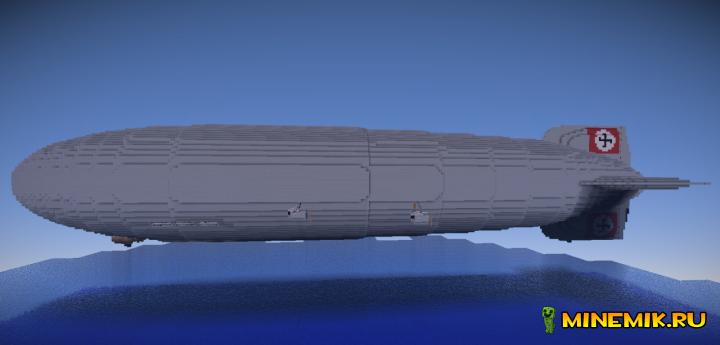 Карта Hindenburg DLZ-129 для PC