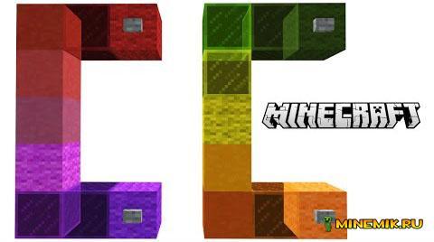 Карта Color Code для minecraft PC