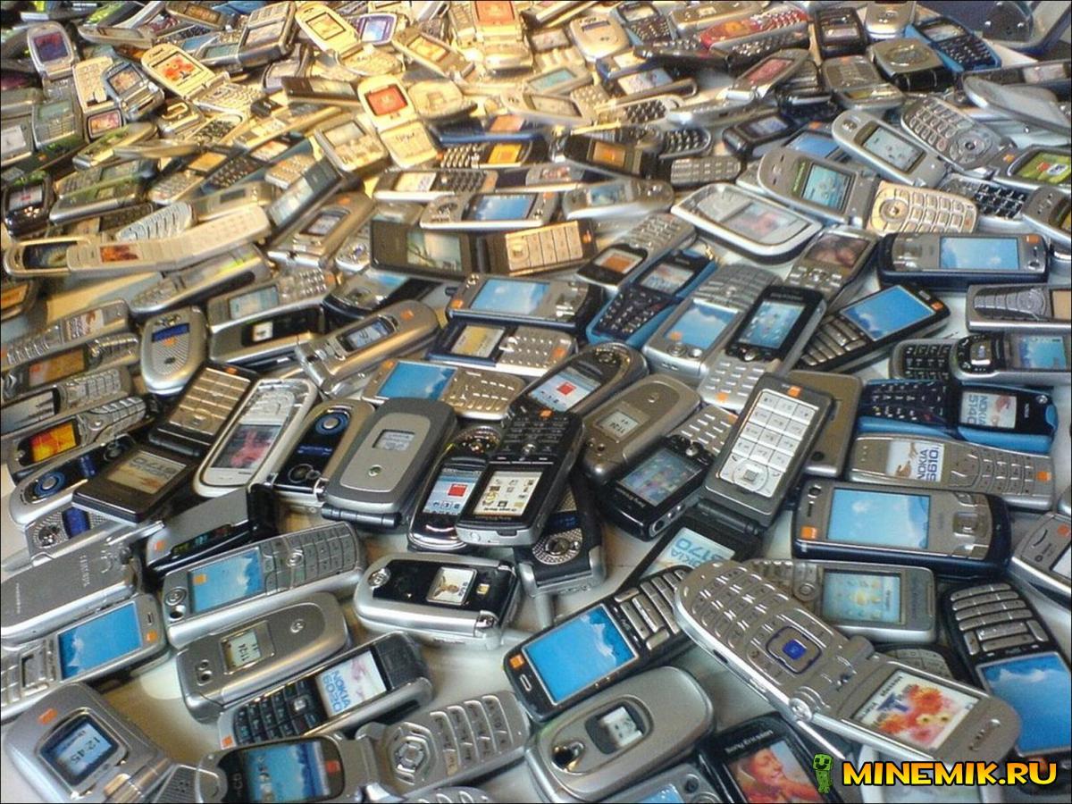 Какой телефон выбрать для Minecraft?
